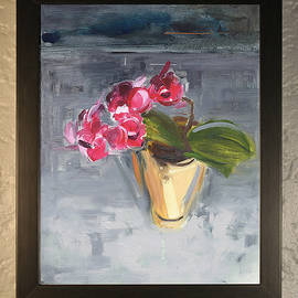 Chris N Rohrbach - Orchid
