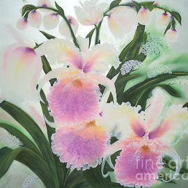 Angelina Roeders - Orchids Paradise.