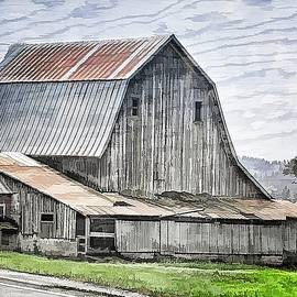 Image Takers Photography LLC - Laura Morgan - Oregon Barn - Farming