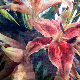 Theresa Campbell - Oriental Lilies