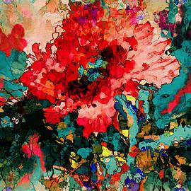 Natalie Holland - Oriental Poppy