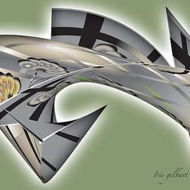 Iris Gelbart - Oriental Scarf