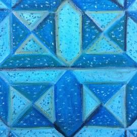 Regina Jeffers - Origami Cube Pattern