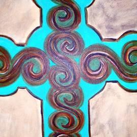 Michelle Runner - Ornate Cross