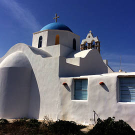 Colette V Hera  Guggenheim  - Orthodox Church Paros Island Greece