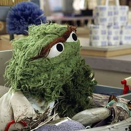 Oscar The Grouch - Fine Art