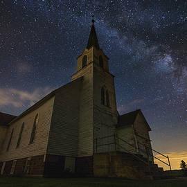 Aaron J Groen - Oslo Milky Way
