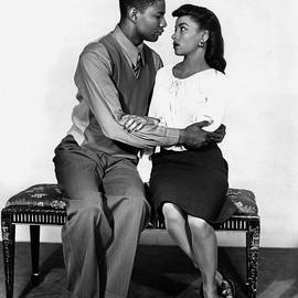 Everett - Ossie Davis And Ruby Dee In  Anna
