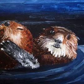 MaryEllen Frazee - Otters