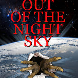 Mike Nellums - Out of the Night Sky book cover