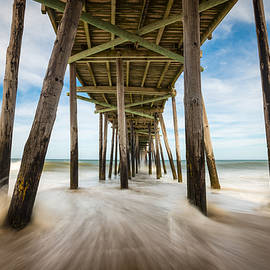 Dave Allen - Outer Banks NC Nags Head Fishing Pier OBX