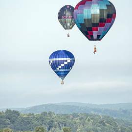 Linda Troski - Over Litchfield Hills II