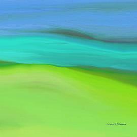 Lenore Senior - Over the Hill