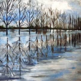 Cathy MONNIER - Overflowing Charente