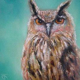 Jack No War - Owl no.5