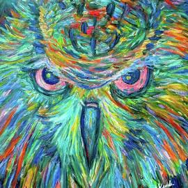 Kendall Kessler - Owl Stare