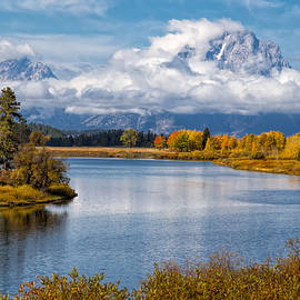Kathleen Bishop - Oxbow Bend