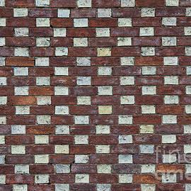 Oxford Brick Wall - Tim Gainey
