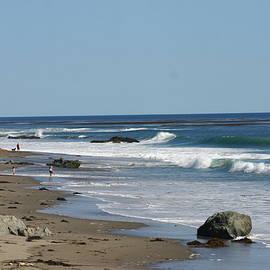 Sara Srubar-Erb - Pacific Coast California Waves