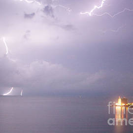 Bob Hislop - Pacific Lightning
