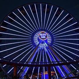 Randy Dyer - Pacific Park Ferris Wheel
