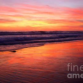 John Tsumas - Pacific Coast Twilight 48x72 Print