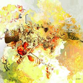 Van Renselar - Paganini Theme