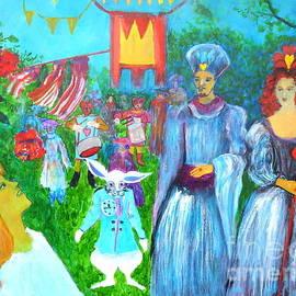 Dagmar Helbig - Pageant - Alice in Wonderland