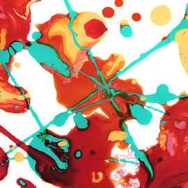 Amy Vangsgard - Paint Party 1