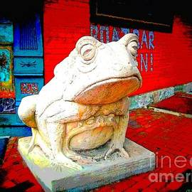Kelly Awad - Painted Frog