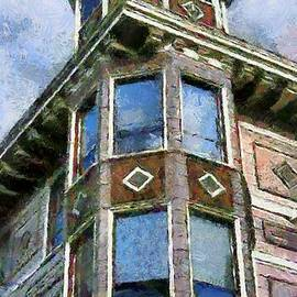 RC deWinter - Painted Lady, Russian Hill