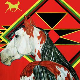 Cat Culpepper - Painted Pony