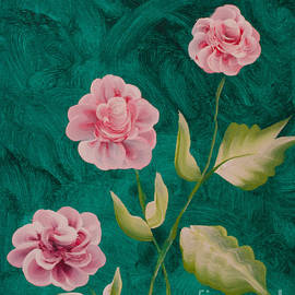 Donna Brown - Painted Roses