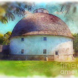 Kathy M Krause - Painted Round Barn
