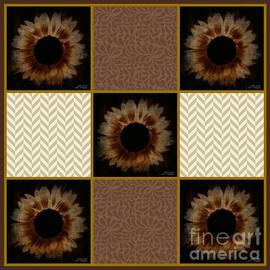 Bobbee Rickard - Painted Sunflower Quilt Series