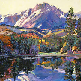 David Lloyd Glover - Painter