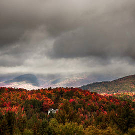 Jeff Folger - Painting the hills in autumn colors
