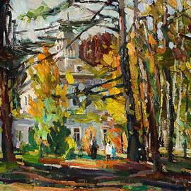 Juliya Zhukova - Paints of October