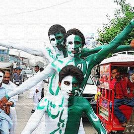 Lenore Senior and Bobby Dar - Pakistan Independence Day