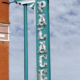 Catherine Sherman - Palace Hotel Sign