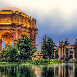 Maria Coulson - Palace of Fine Arts