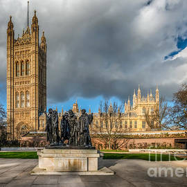 Adrian Evans - Palace of Westminster