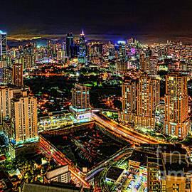 Diana Sainz - Panama City Night Lights