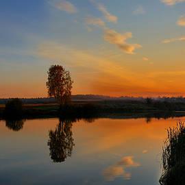 Yuri Hope - Panorama of sunset