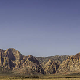 Yves Gagnon - Panoramic At Red Rock Canyon National Conservation Area