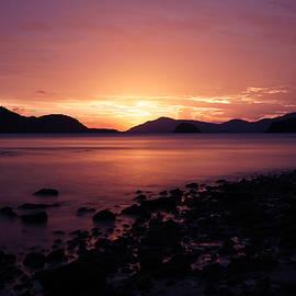 Panwa Beach Sunset