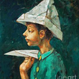 Michal Kwarciak - Paper Imagination