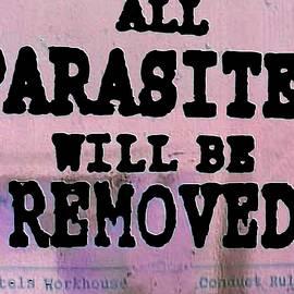 Jacquie King - Parasites