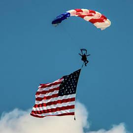 John Straton - Paratrooper with Flag v3