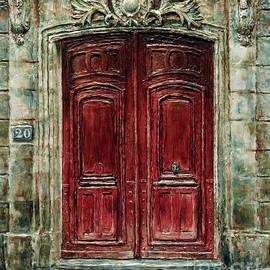 Joey Agbayani - Parisian Door No. 20